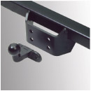 Example of flange towbar